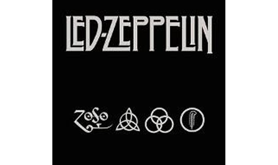 Die Hintergründe:Ihre ersten Alben hatten simple Titel: 'Led Zeppelin', 'II', 'III'. Als im November