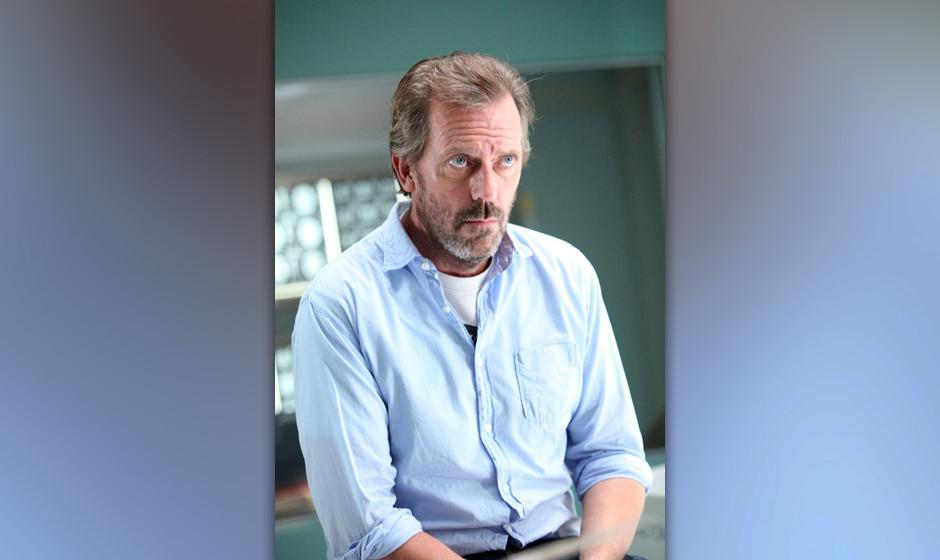 Als Probleme mit einem dringend benˆtigten Transplantationsorgan auftreten, l‰uft House (Hugh Laurie) die Zeit weg und ein