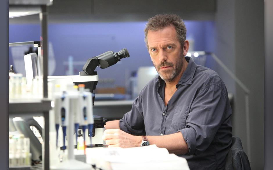 Ein renitenter Alzheimer-Patient stellt House (Hugh Laurie) und sein Team auf die Probe.