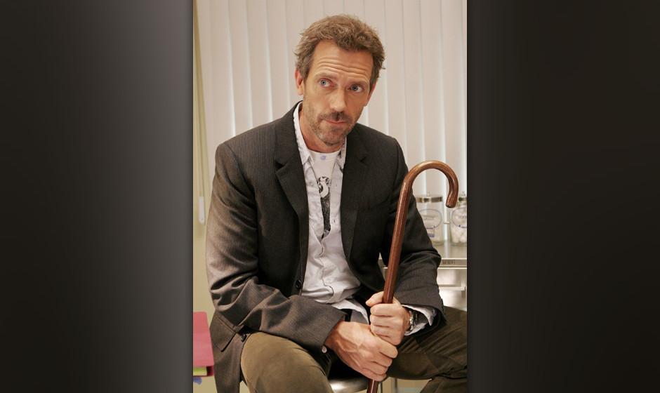 Dr. House (Hugh Laurie) ¸bernimmt den Fall einer jungen Frau, die mit Atemnot und Magenschmerzen ins Krankenhaus eingeliefer