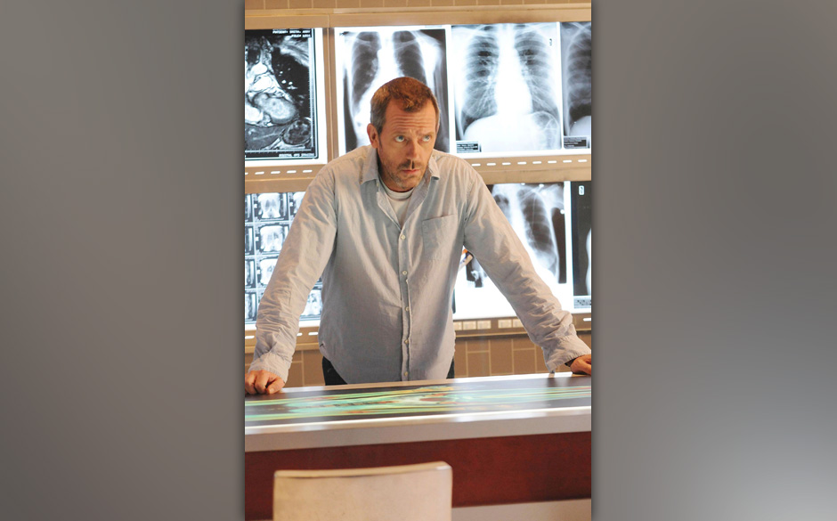 House (Hugh Laurie) sucht mit seinem Team fieberhaft nach der Ursache f¸r die Halluzinationen eines jungen M‰dchens. Doch