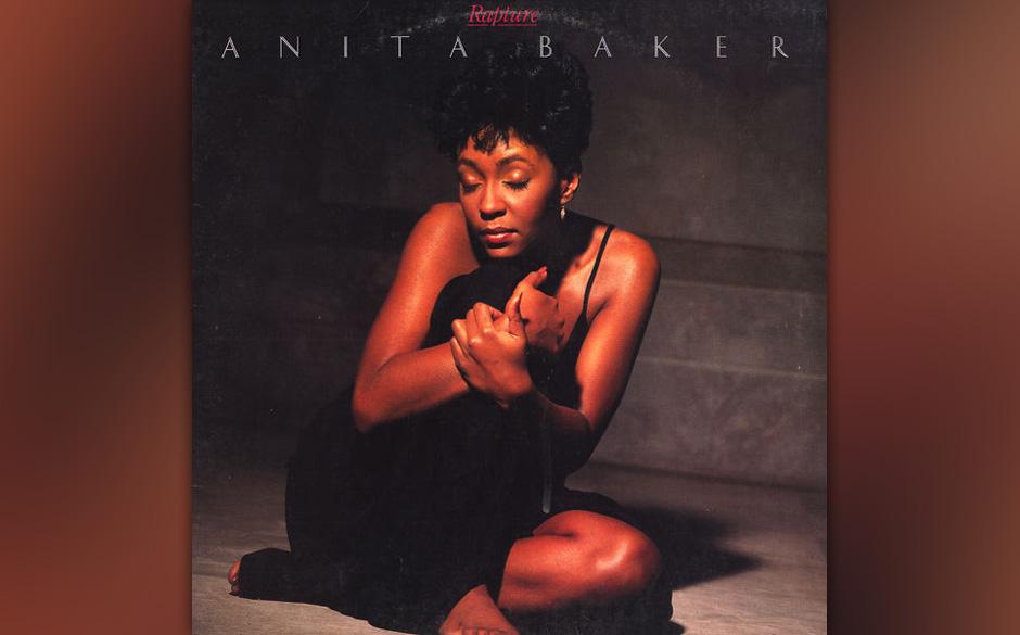 37. Anita Barker - 'Rapture' (Electra, 1986) Was wurde eigentlich aus Anita Baker? Mitte der Achtziger galt die Sängerin aus
