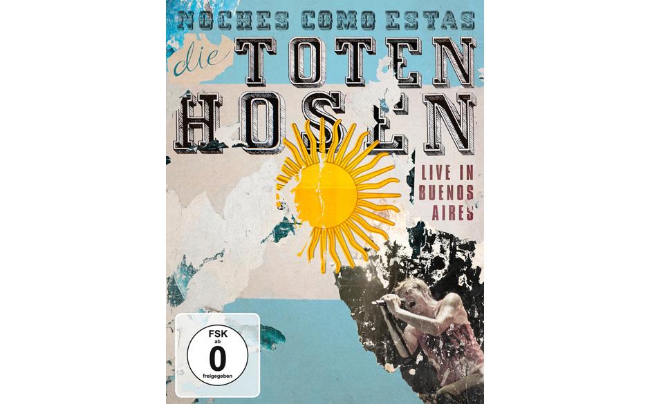 Die Toten Hosen - 'Noches Como Estas - Live In Buenos Aires' (JKP/Warner) Die Hosen hatten und haben ein gutes Jahr und hauen