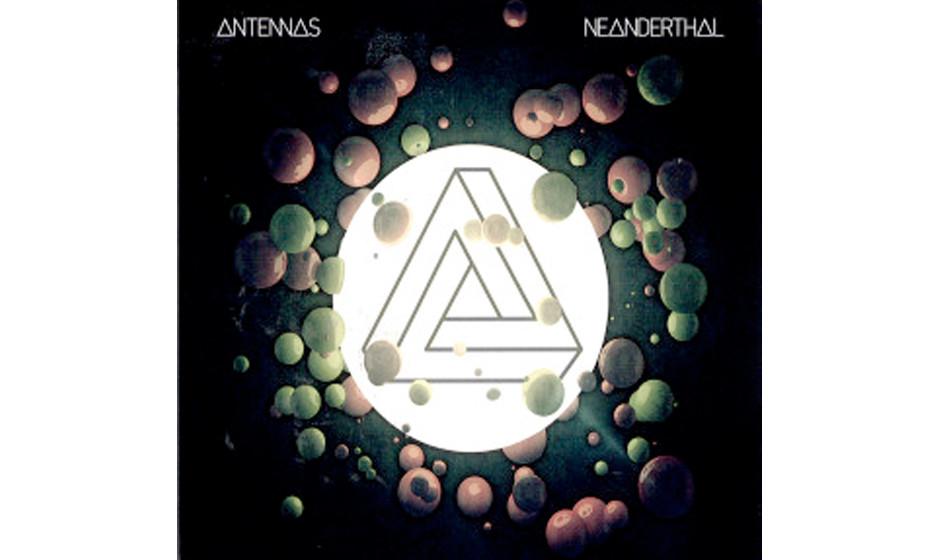 Antennas - 'Neanderthal' (Novoton/Broken Silence) Die Schweden sind zwischen ihrem zweiten und dritten Album zum Duo geschrum