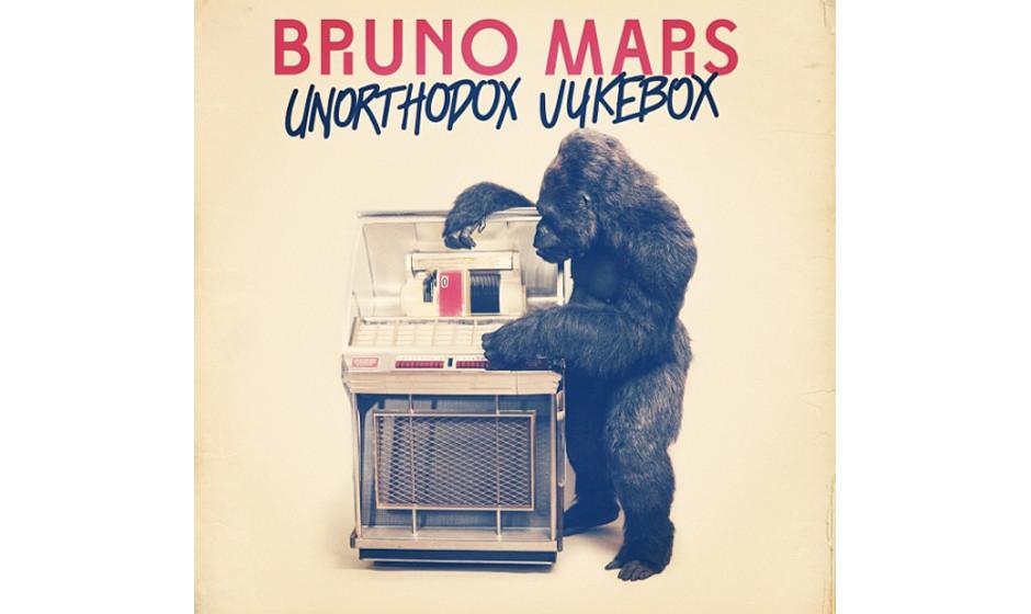 Bruno Mars - 'Unorthodox Jukebox' (Atlantic/Warner) Der Druck ist gar nicht mal so gering: 'Doo-Wops & Hooligans' erreichte s