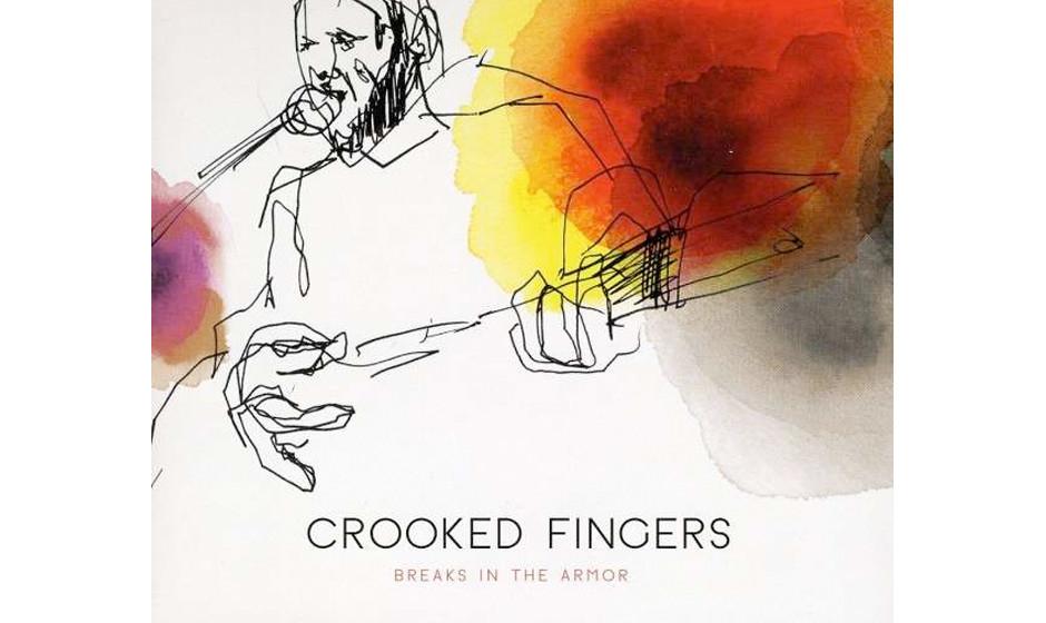 Crooked Fingers- 'Breaks In The Armor' (Merge/Cargo) Der Archers Of Loaf-Eric Bachmann musiziert seit geraumer Zeit unter de