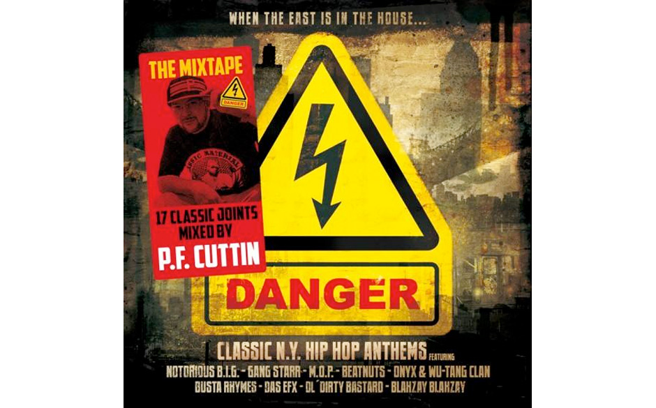 V.A. - 'Danger - Classic N.Y. HipHop Anthems' (Warner) Schon vor einigen Wochen erschienen, hier aber leider unterschlagen wo