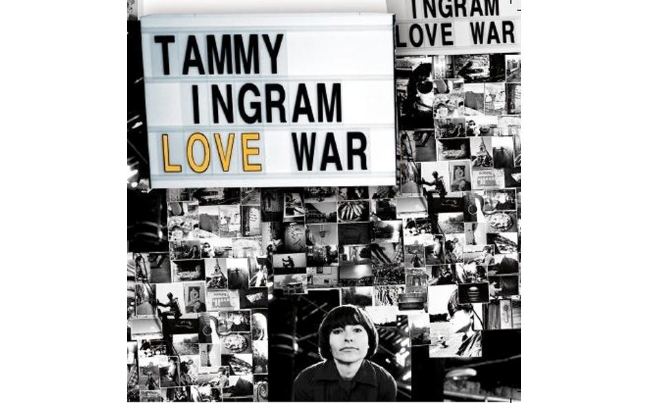 Tammy Ingram - 'Love War' (Solaris Empire/Broken Silence) Die Review des Albums ist bereits online - hören kann man es im rd