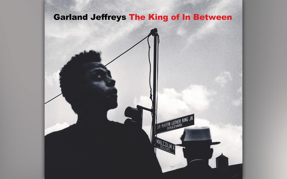 Der Jahresrückblick: Die Platten des Jahres. Platz 25 sei hier schon verraten: Garland Jeffreys - 'The King Of In Between'.