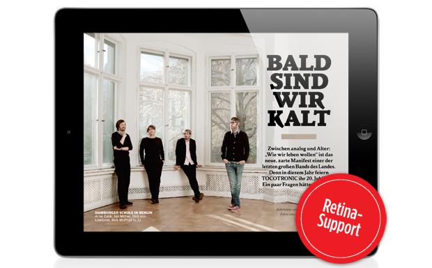 Tocotronics Jan Müller über die neue Platte 'Wie Wir Leben Wollen': 'Dieses Neil-Young-Mäßige hat uns diesmal nicht inter