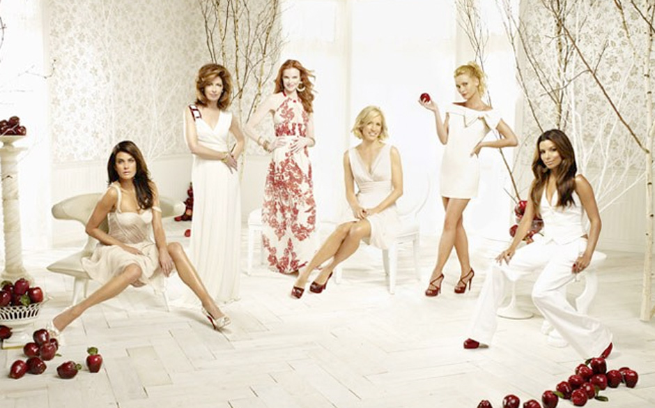5. Die 'Desperate Housewives' verabschieden sich Nach acht Staffel und 180 Folgen war endgültig Schluss. Und nach all den My