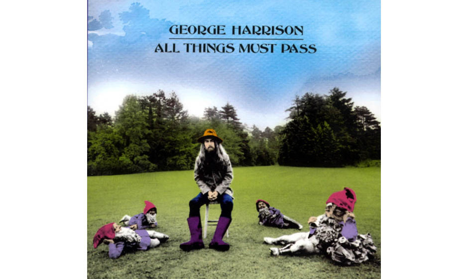 George Harrisons bekanntestes Album: 'All Things Must Pass'