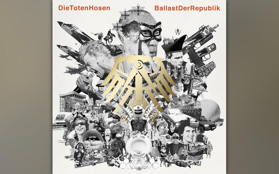 3. Die Toten Hosen: 'Ballast der Republik'