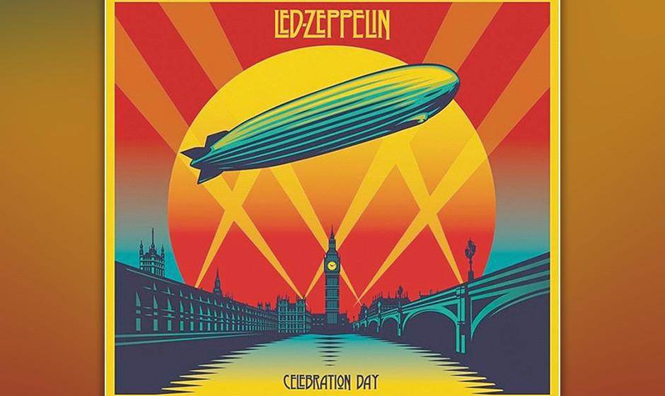 18. Led Zeppelin: 'Celebration Day'
