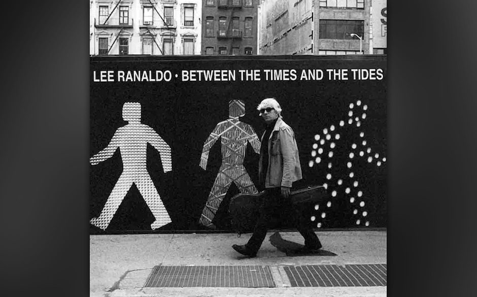 16. Lee Ranaldo: 'Between the Times and the Tides'