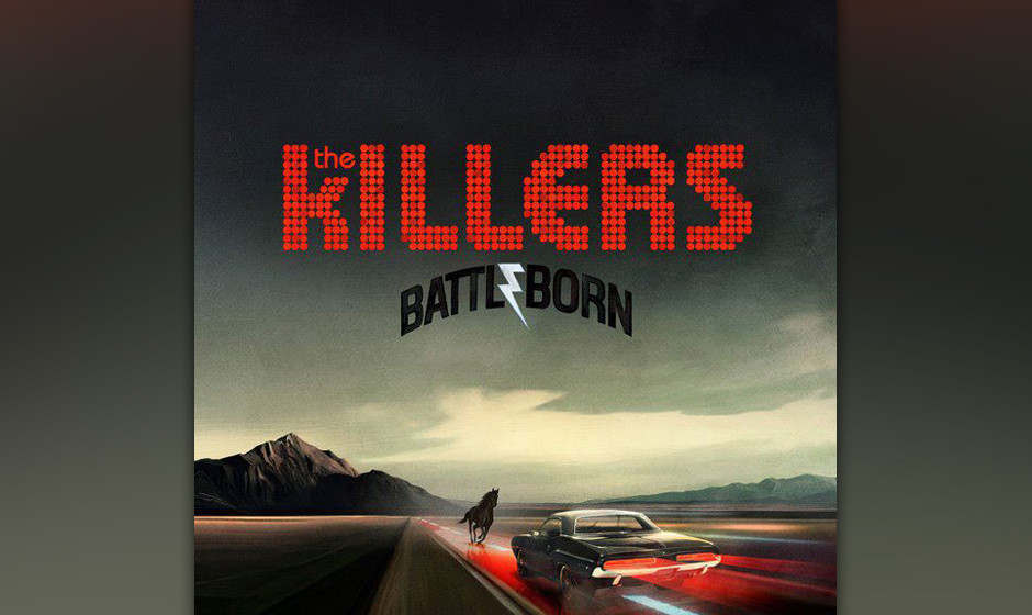 13. The Killers: 'Battle Born'