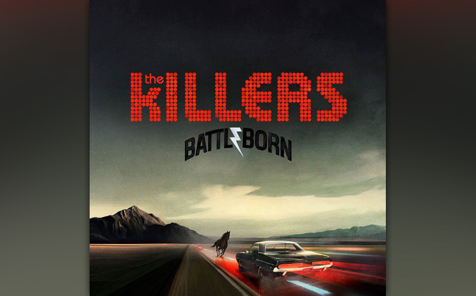 13. The Killers: 'Battle Born'