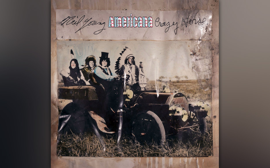 15. Neil Young: 'Americana'