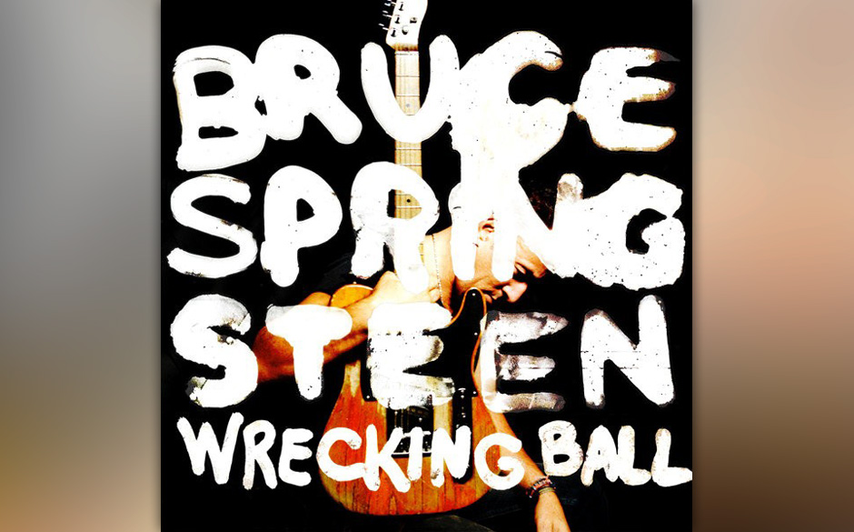 3. Bruce Springsteen: 'Wrecking Ball'