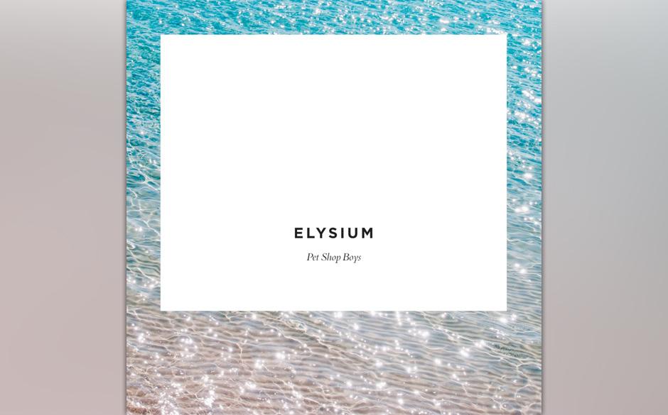 17. Pet Shop Boys: 'Elysium'