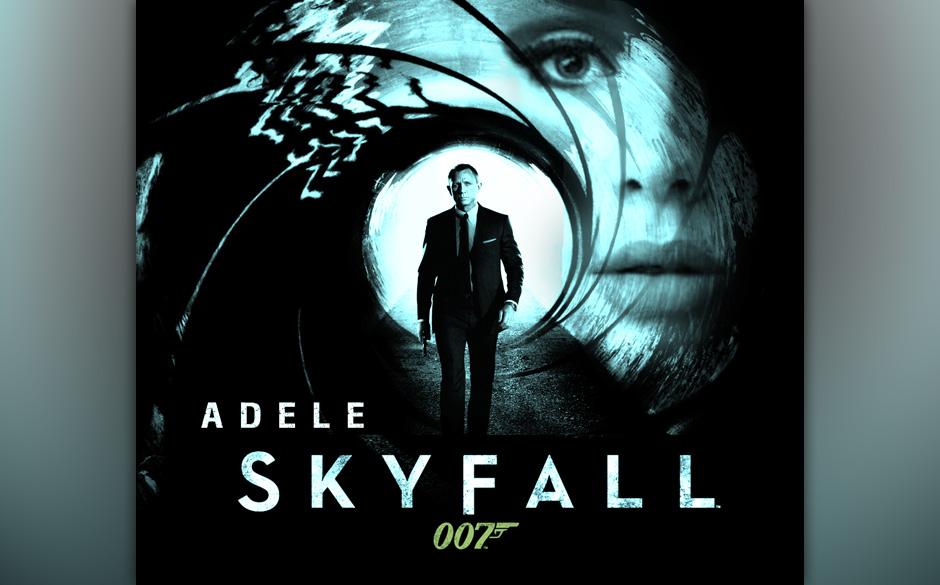 1. Adele: 'Skyfall'