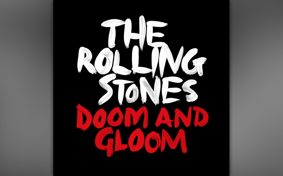 4. The Rolling Stones: 'Doom and Gloom'