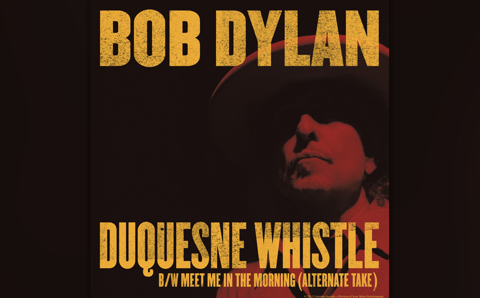 5. Bob Dylan: 'Duquesne Whistle'