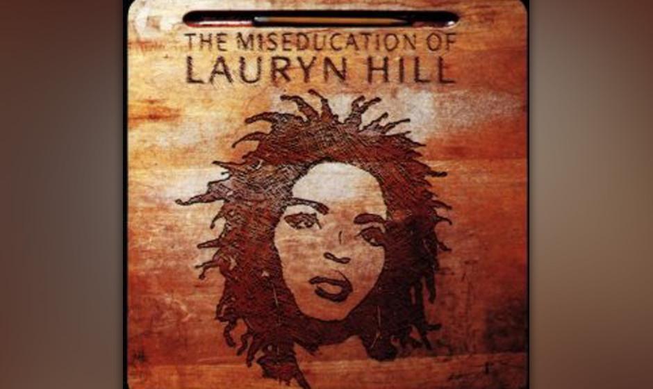 39. Lauryn Hill - 'The Miseducation Of Lauryn Hill' (Columbia, 1998) Schwanger und mit Liebeskummer verließ sie die Fugees.