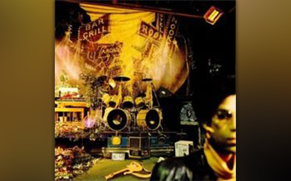 9. Prince - 'Sign O' The Times' (Warner, 1987) Junge liebt Mädchen! Mädchen liebt Jungen! Auch für den Soul sind das ja