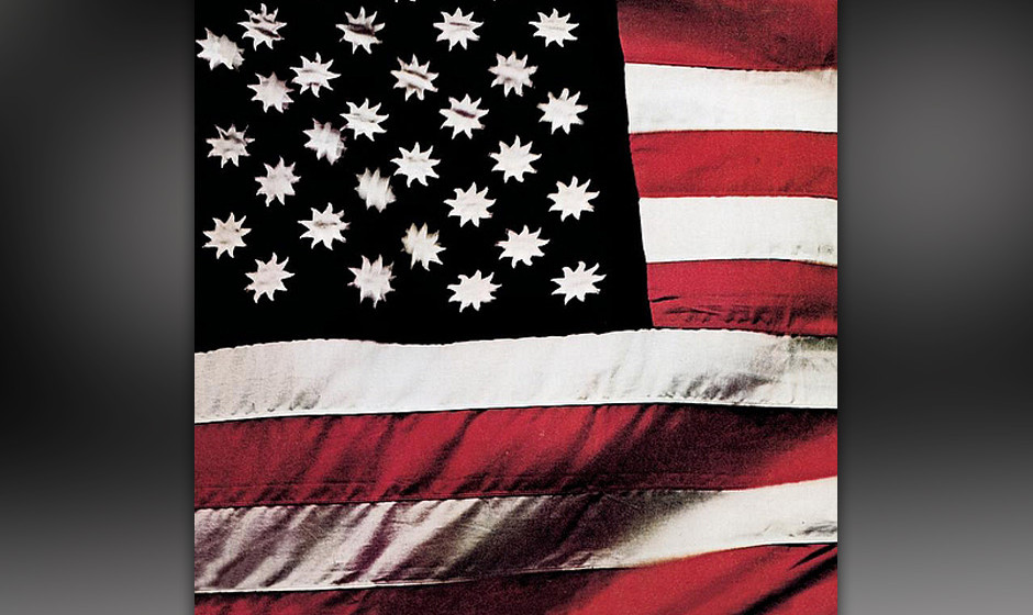 6. Sly & The Family Stone - 'There's A Riot Going On' (Epic, 1971) Im Mai 1971 stellte Marvin Gaye mit seinem Meisterwerk d