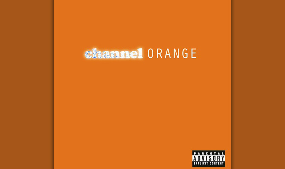 52. Frank Ocean - 'Channel Orange' (Def Jam, 2012) Zu minimalistischen, erinnerungssatt betrübten Beats singt Frank Ocean mi