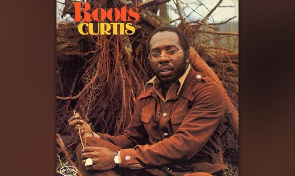 51. Curtis Mayfield - 'Roots' (Curtom, 1971) Wer bei dem Titel eine Rückbesinnung auf Mayfields Soul-Anfänge vermutet, wird