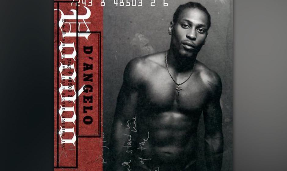 49. D'Angelo - 'Voodoo' (Virgin, 2000) Weil ihn die 'Degeneration des Rhythm'n'Blues zur clubtauglichen Wegwerfware' stö