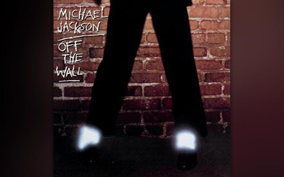 19. Michael Jackson - 'Off The Wall' (Motown, 1979) Der endgültige Durchbruch für die atemberaubende Solokarriere des einst
