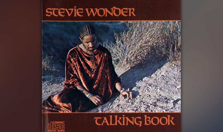 18. Stevie Wonder - 'Talking Book' (Motown, 1972) Anfang der Siebziger entdeckte Stevie Wonder den Synthesizer, ging mit dem