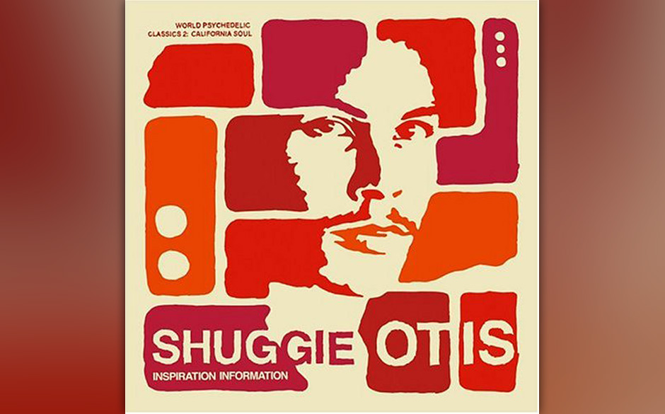 17. Shuggie Otis - 'Inspiration Information' (Columbia, 1974) Der Sohn von Johnny Otis spielte schon als Sechsjähriger mit d