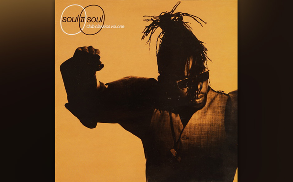 92. Soul II Soul - 'Club Classics Vol. 1' (Virgin, 1989) Ein früher Meilenstein der digitalen Soulmusik.