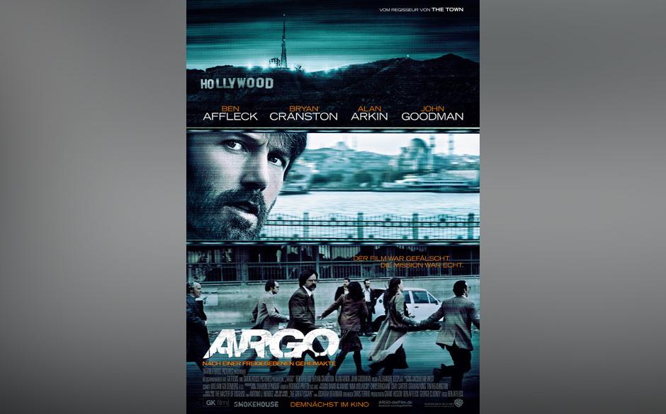 Nominiert in der Kategorie: bester Film - 'Argo'