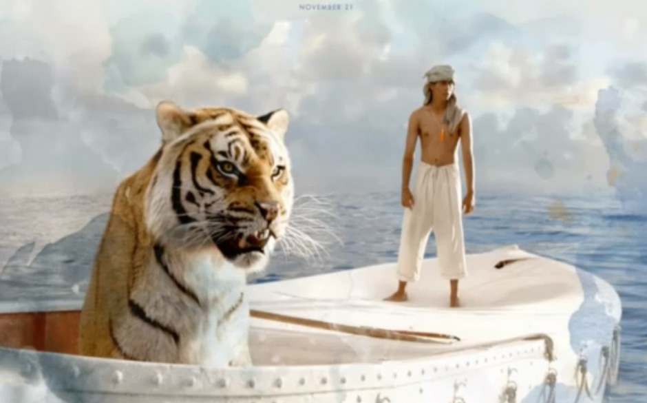 Nominiert in der Kategorie: bester Song - 'Pi's Lullaby' aus 'Life Of Pi: Schiffbruch mit Tiger' (Life of PiMusic by Mychael