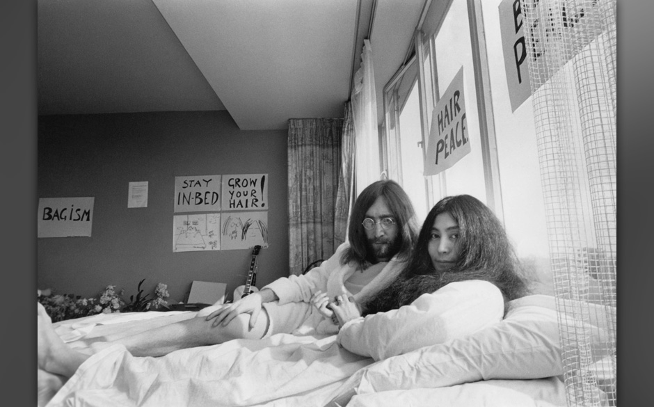 Bed-In for Peace, 1969