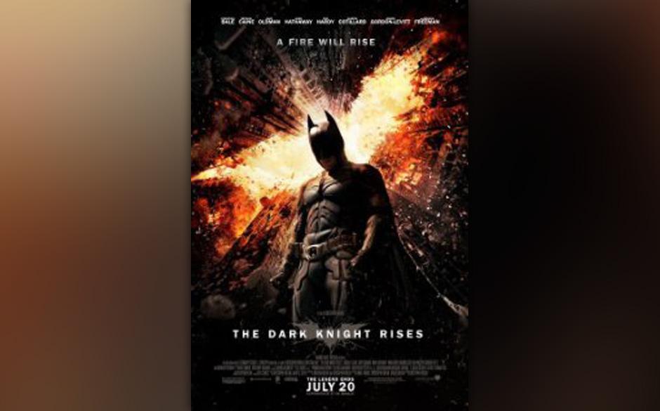 Platz 3: The Dark Knight Rises
