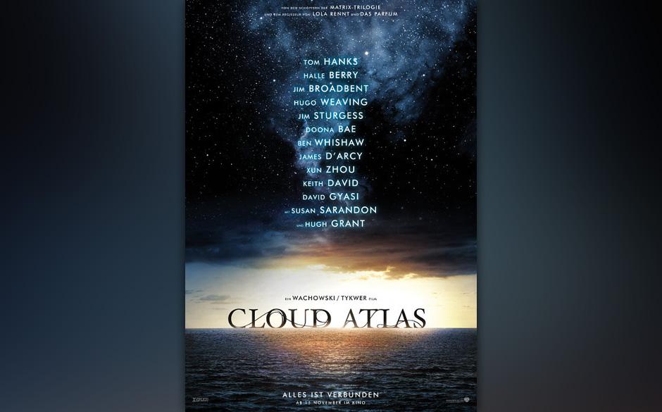 Platz 4: Cloud Atlas