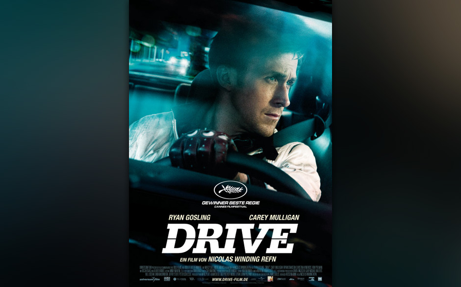 Platz 6: Drive
