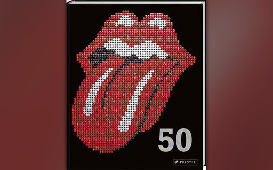 Platz 4: The Rolling Stones - '50'