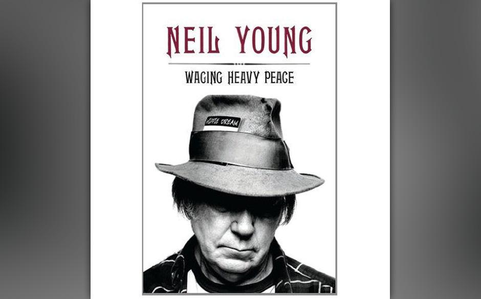 Platz 2: Neil Young - 'Ein Hippie-Traum'