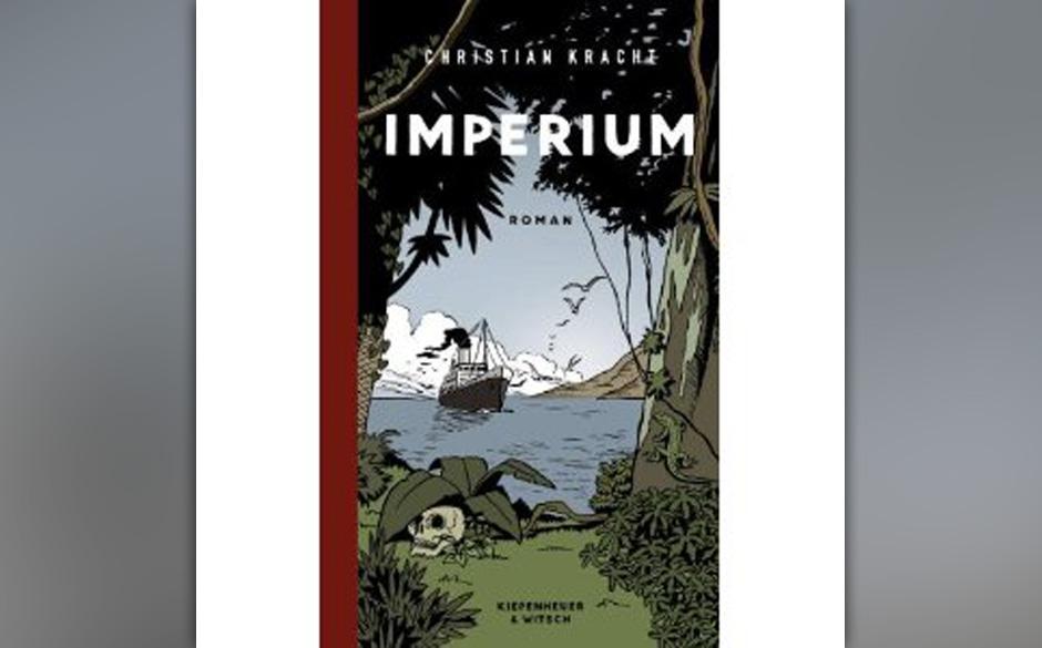 Platz 10: Christian Kracht - 'Imperium'