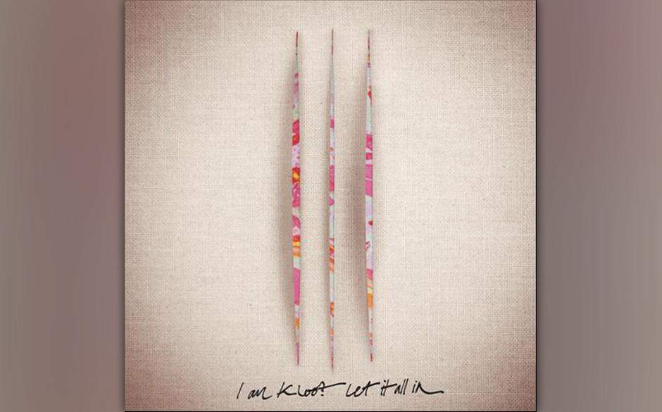 I Am Kloot - 'Let It All In (inkl. MP-3)'(PIAS/Rough Trade) Erhaben ist dieses Album. Das Trio aus Manchester umarmt dabei