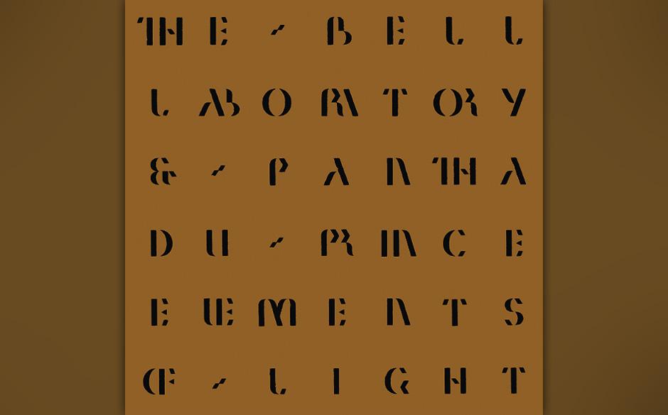 Pantha Du Prince & The Bell Laboratory - 'Elements Of Light'(Beggars Group/Indigo) Spannend ist diese Platte, da treffen Gl
