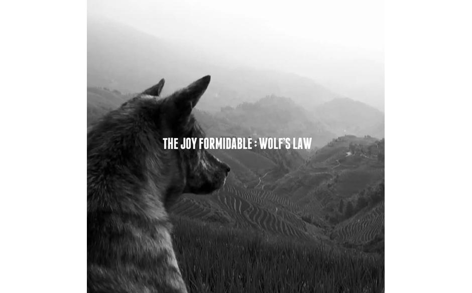 The Joy Formidable - Wolf's Law(Atlantic/Warner) Das Album läuft im rdio-Player.