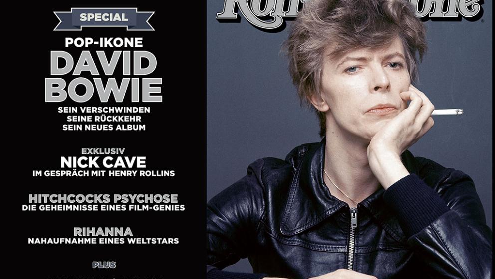 Die März-Ausgabe der Rolling Stone-App ist da!